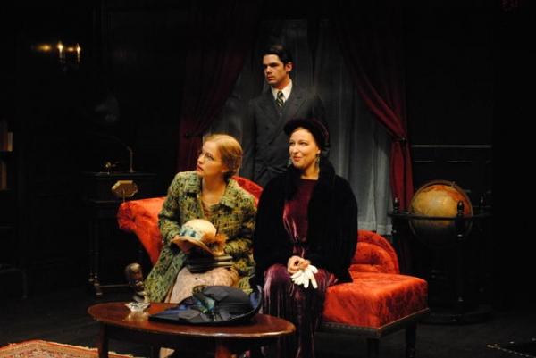 Willa Fitzgerald, Matthew McCollum and Sophie von Haselberg Photo