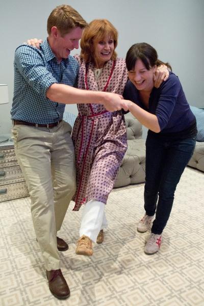 Justin Bohon, Colleen Smith Wallnau & Katherine Heller
