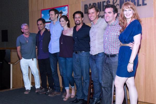 Michael John LaChiusa, Martin Sola, Michael Halling, Allison Rogers, Enrique Acevedo, Photo
