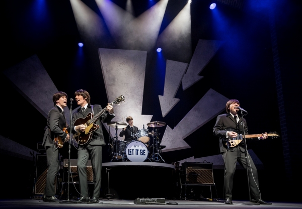 Review - 'Let It Be' Offers Nostalgic Look Back At 'Rain' and 'Beatlemania'