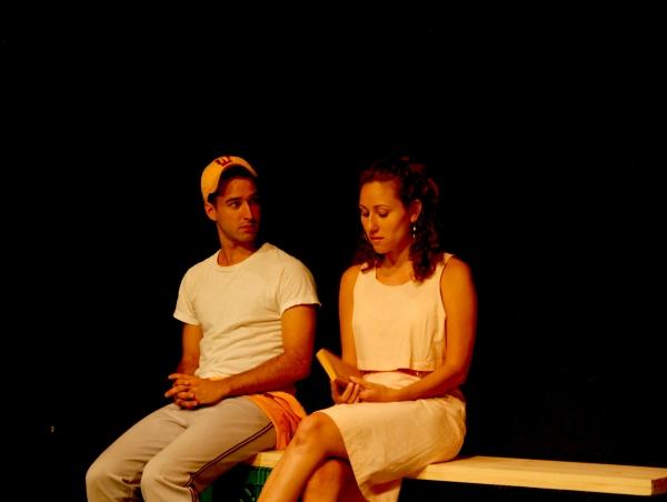 Alejandro Rodriguez and Talia Marrero