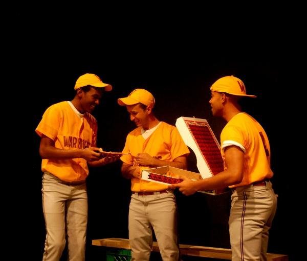 Malik Ali, Alejandro Rodriguez, and Sean Carvajal Photo