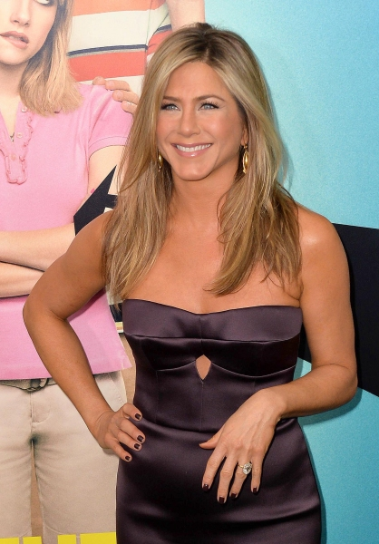 Fashion Photo of the Day 8/2/13 - Jennifer Aniston