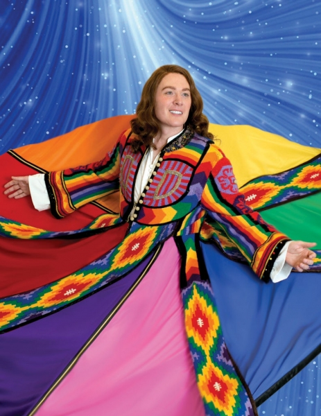 Photo Flash: First Look at Clay Aiken and More in JOSEPH AND THE AMAZING TECHNICOLOR DREAMCOAT at Ogunquit