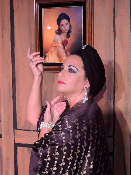 Jeanine Collins as Norma Desmond