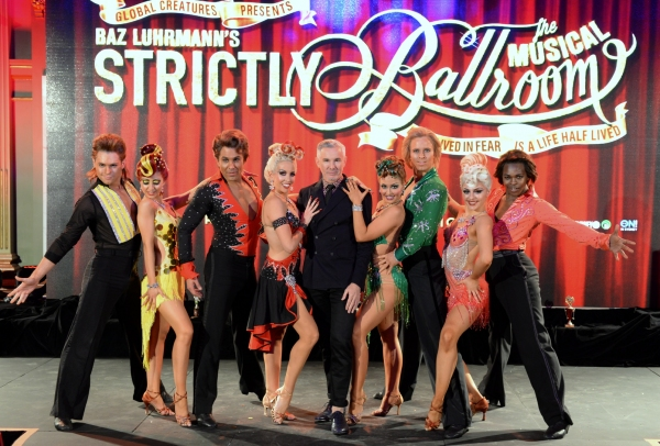 a literary analysis of strictly ballroom by baz luhrman Strictly ballroom is a 1992 australian romantic comedy film directed and co- written by baz luhrmann the film, luhrmann's début, is the first in his the red  curtain trilogy of  this original 1984 nida production was a critical success  and, after graduating, luhrmann was invited to re-stage the play for the  czechoslovakian.