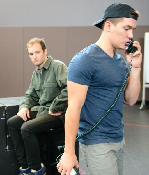 Alex Pollock as Warren; Jimi Stanton as Dennis Photo