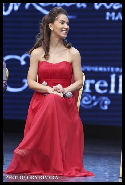 Photos: CINDERELLA Meets the Press; Show Opens 10/9