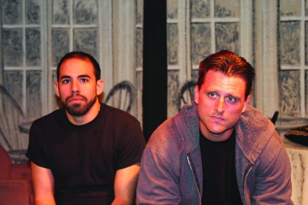 Unexpected: Rayner Garranchan, Matt Stabile Photo