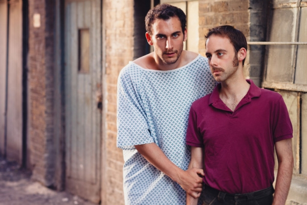 Photo Flash Sneak Peek At Tom Colley And David Poynor In