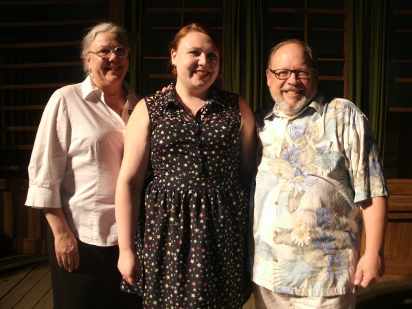 Alison C. Vesely, Hayley L. Rice and David Rice