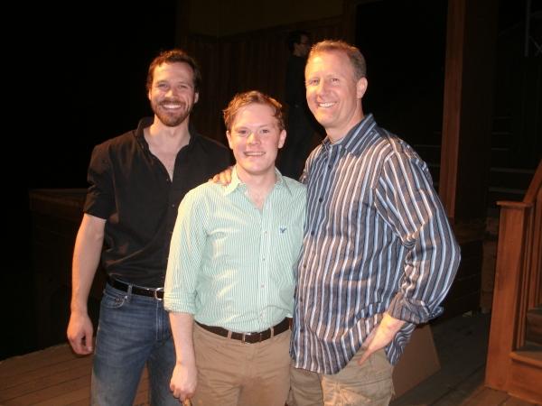 Matthew Keffer, Alex Weisman, Aaron Christensen Photo