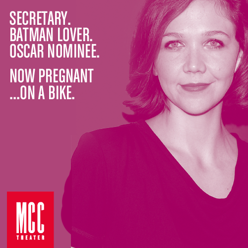 Maggie Gyllenhaal Featured In New MCC Ad