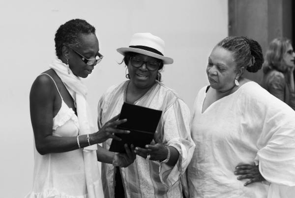 Anita Ellis, LaTanya Richard Jackson, Karen Perry Photo