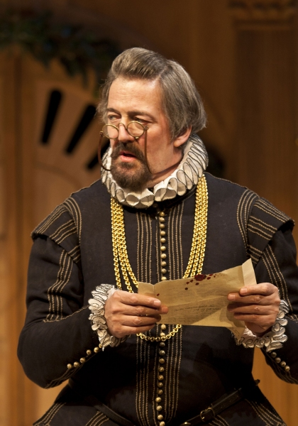 Photo Flash: First Look at Mark Rylance, Stephen Fry, Paul Chahidi and More in TWELFTH NIGHT and RICHARD III