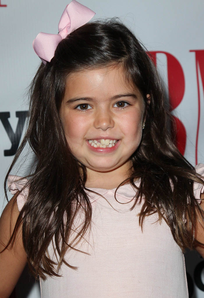 Sophia Grace Is Little Red Riding Hood In INTO THE WOODS Movie