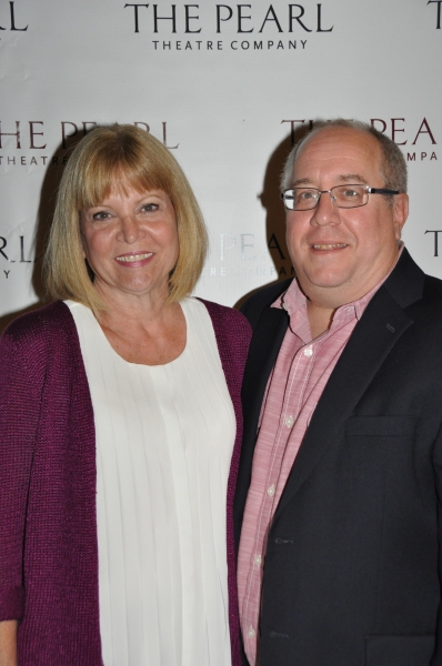 Marylee Terrano (Gingold Theatrical Group Advisory Board) and Richard Terrano (Gingold Theatrical Group Board Treasurer)