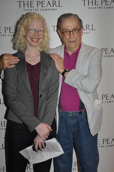 Kate Farrington and Robert Hock (Pearl Theatre Company Resident Acting Company Member Photo