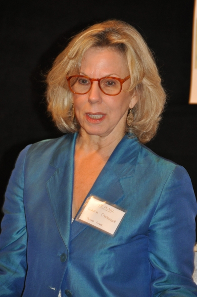 Claudia Oberweger (Pearl Theatre Company Chairperson Board of Directos)