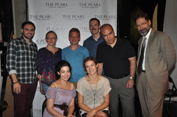 David Price, Amanda Renee Baker, Chuck Bradley, Andy Baldeswiler, Richard O''Brien, David Staller, Kate Kenney and Rachel Ritacco