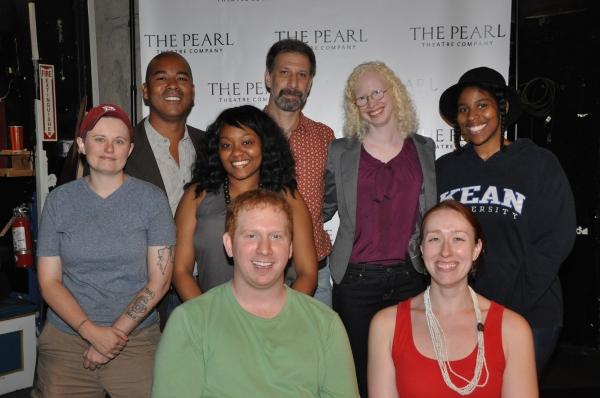 David Roberts (Managing Director Pearl Theatre Company), Gary Levinson (Production Ma Photo