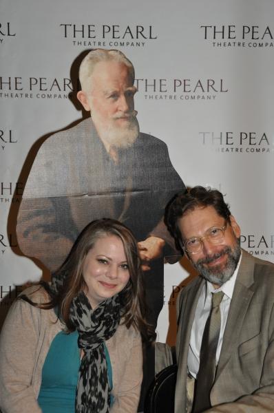 Cori Gardner and David Staller Gingold Theatrical Group