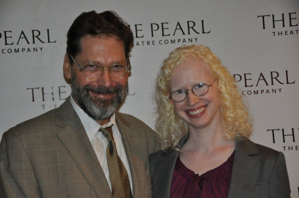 David Staller and Kate Farrington