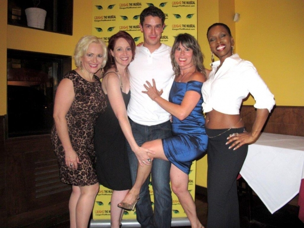 Babs Winn, Mary Mossberg Andrew Brewer Donna Moore and Brenda Braxton