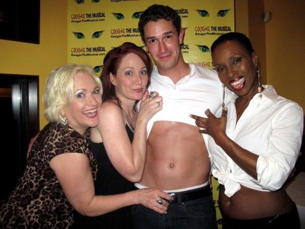 Bab Winn, Mary Mossberg, Andrew Brewer and Brenda Braxton