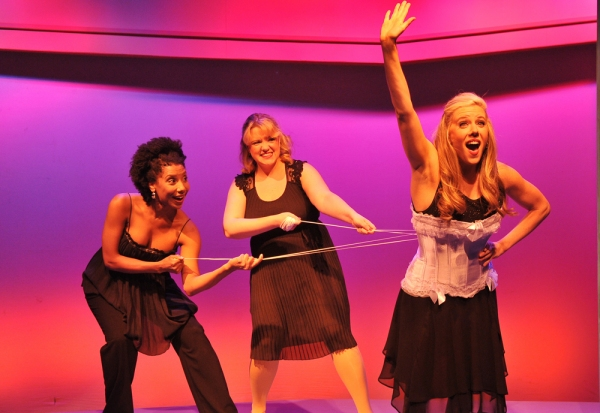 Photo Flash: Sierra Rep's RESPECT, Now Playing Through 9/1