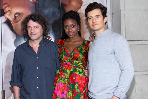 David Leveaux, Condola Rashad, Orlando Bloom