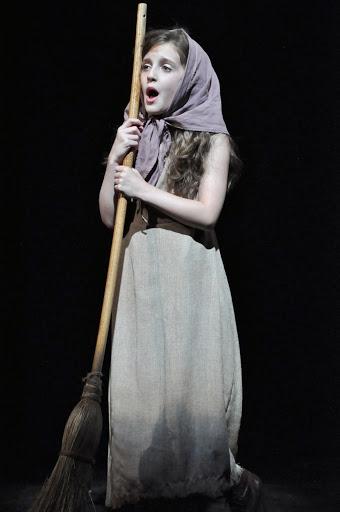 Emma Schaufus (Little Cosette)