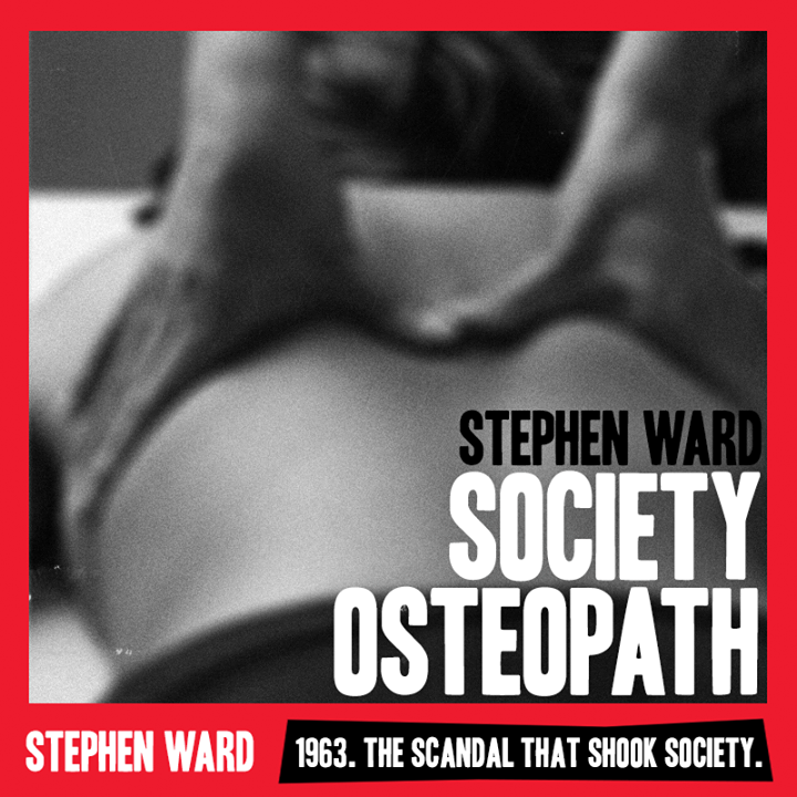 New Social Media Image For STEPHEN WARD Unveiled