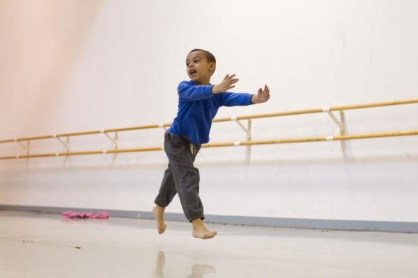Photos: First Look at Hubbard Street Dancers