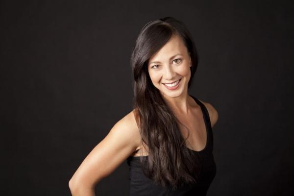 Choreographer Robyn Mineko Williams. Photo by Cheryl Mann.