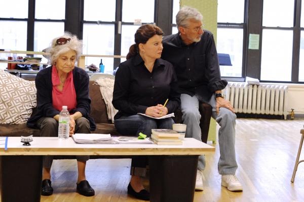 Lynn Cohen, Marsha Mason, David Garrison
