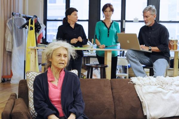 Lynn Cohen, Marilu Henner, David Garrison