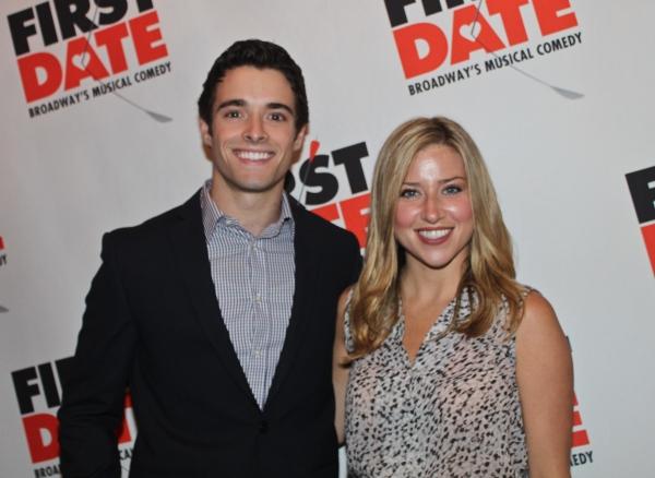Corey Cott and Megan Cott