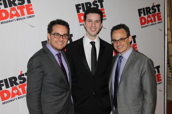 Austin Winsburg, Alan Zachary and Michael Weiner