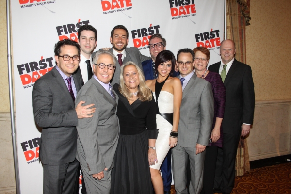 Austin Winsburg, Alan Zachary, Kenny Alhadeff, Marleen Alhadeff, Zachary Levi, Krista Rodriguez, Bill Berry, Michael Weiner, Sue Frost and Randy Adams