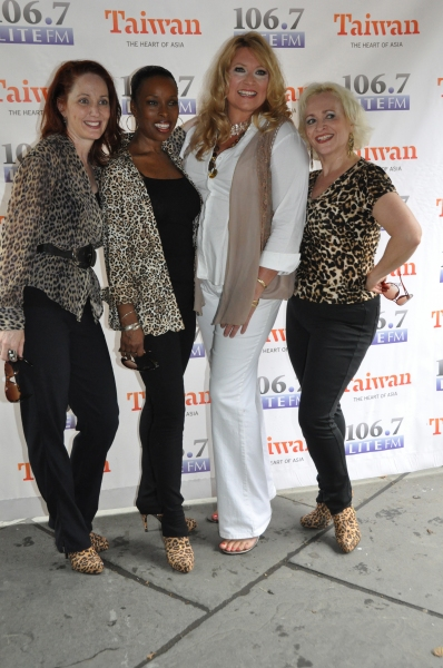 Delilah joins Mary Mossberg, Brenda Braxton and Babs Winn