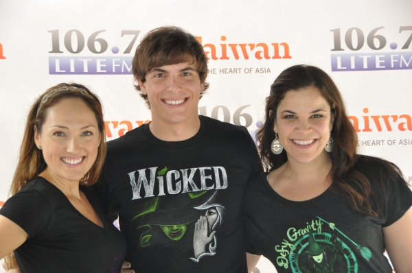Photo Coverage: WICKED, ANNIE & More Visit BROADWAY IN BRYANT PARK!