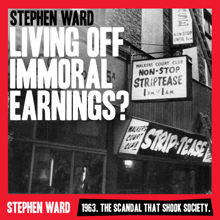 Social Media Image #3 For STEPHEN WARD Unveiled