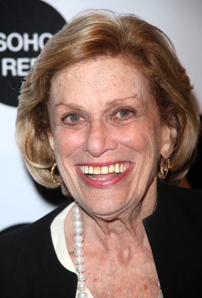 Shirley Herz attending The SOHO Rep Spring Gala at the PARK in New York City. May 4, 2009