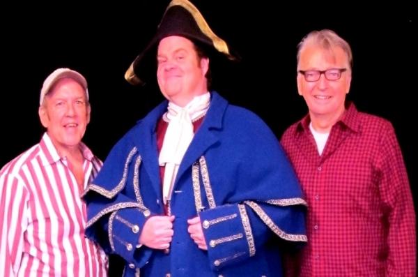Michael Bottari, John Treacy Egan, Ronald Case  Photo