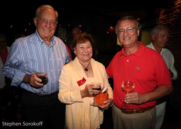 Lee Blatt, Sydelle Blatt, James Ruberto Photo