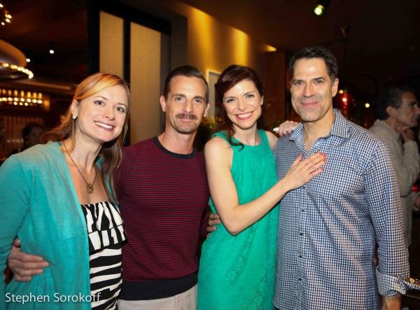 Rebecca Brooksher, Mark H. Dold, Gretchen Egolf, Christopher Innvar Photo