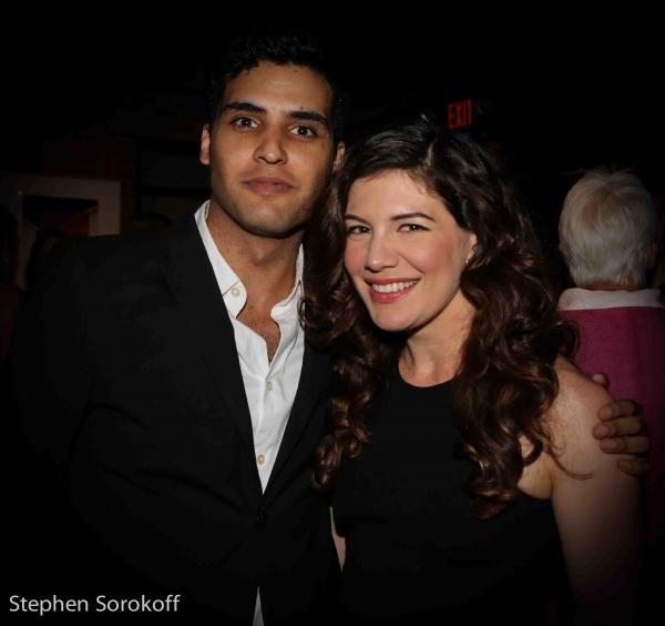 Babak Tafti & Christina Pumariega