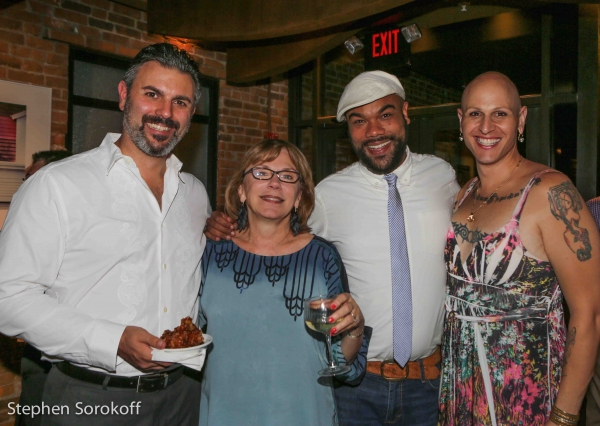 John Pasha Julianne Boyd, David Ryan Smith, Shakina Nayfack