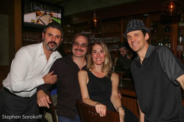 John Pasha, Ted Koch, Lucy Owen, Joey Collins